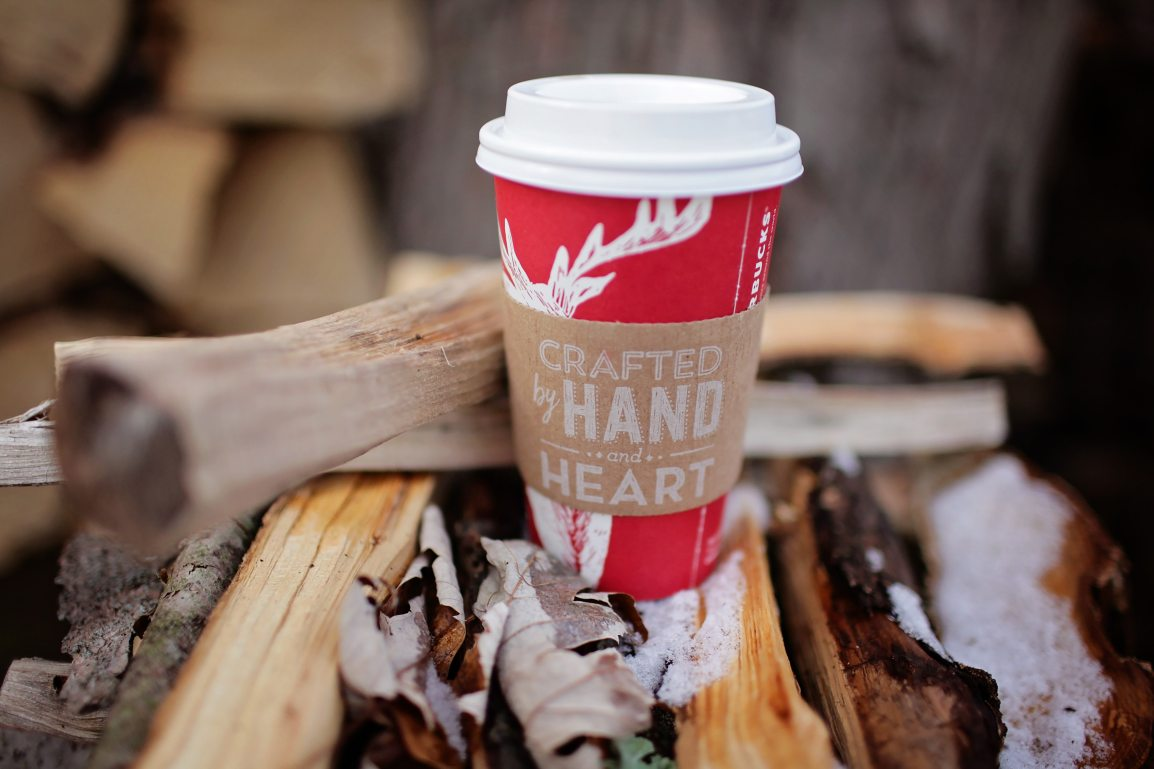 Starbucks Drinks That Will Make You Excited For TheHolidays