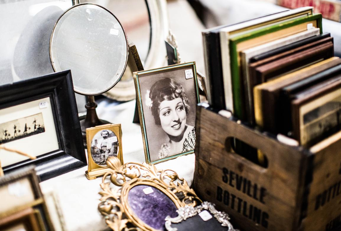 The 5 things you need to be looking for at the flea market
